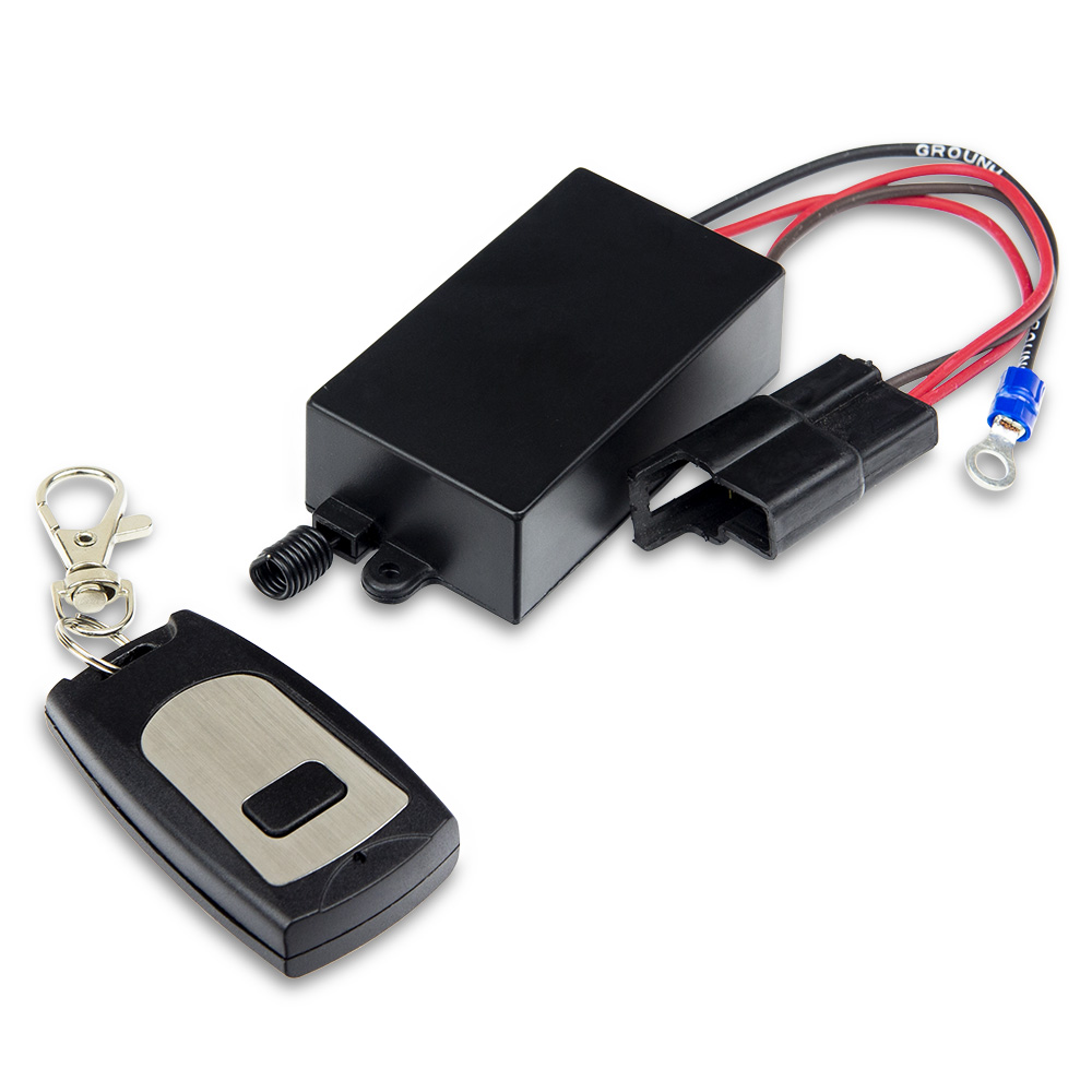 MS-15  One Button Transmitter & Receiver
