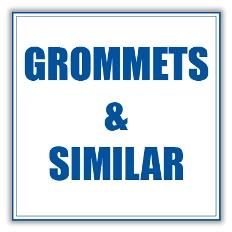 Grommets & Similar