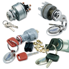 All Ignition Switches