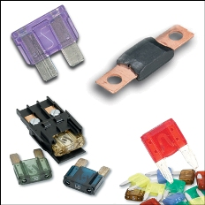 Fuses, Breakers & Related