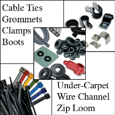 Wire Routing Accessories