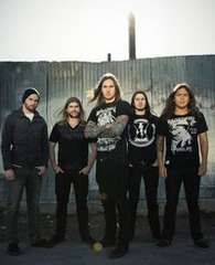 As I Lay Dying Official