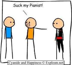 Lovers of Cyanide and Happiness