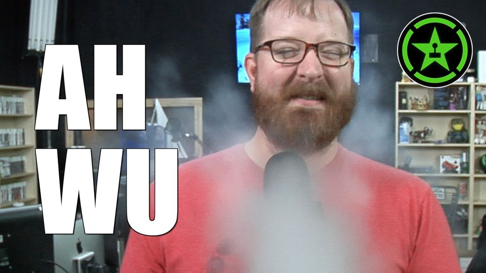 Gavin's Compressed Air - AHWU for August 24th, 2015 (#279)