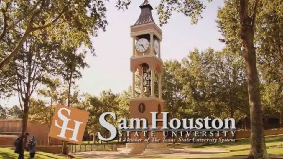 sam houston thesis Sam houston state university also offers a phd program in criminal justice & criminology, which master's graduates are eligible to apply for students complete their degree program with thesis practicum & thesis courses.