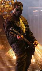 R.I.P Paul Gray - (Slipknot Bassist)