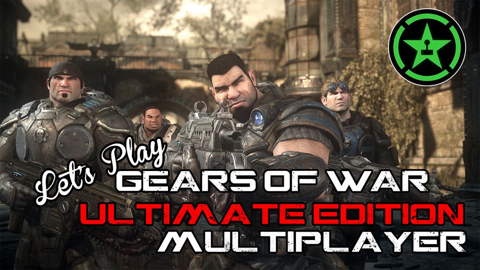 Let's Play -  Gears of War UE Multiplayer