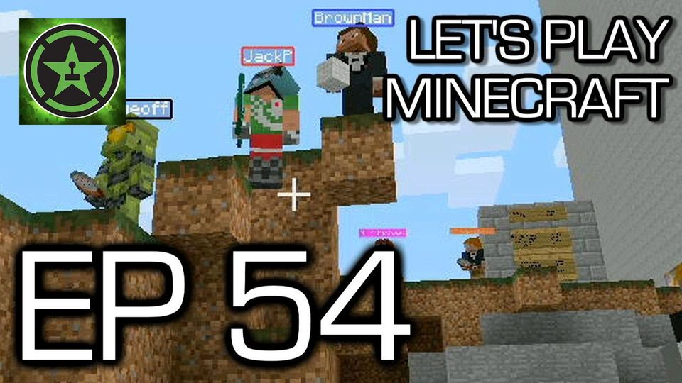 Let's Play Minecraft - Episode 54 -  I Spy