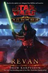 Star Wars Revan Novel