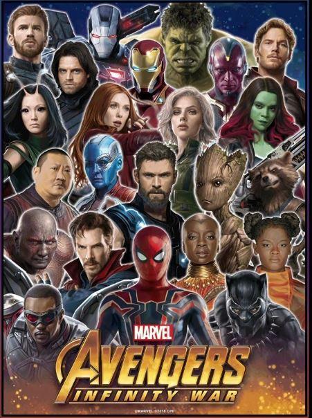 Infinity War Full Movie Online S Profile