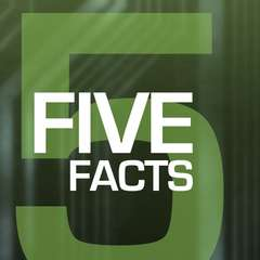 Five Facts - Variety Pack #10