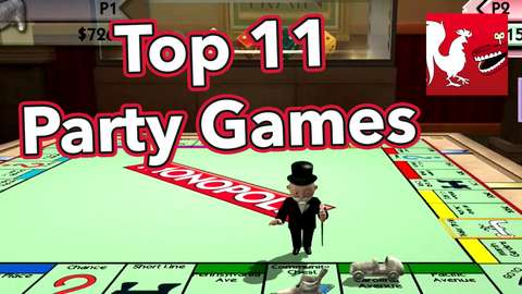 Top 11 Party Games