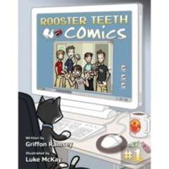 Rooster Teeth Comics