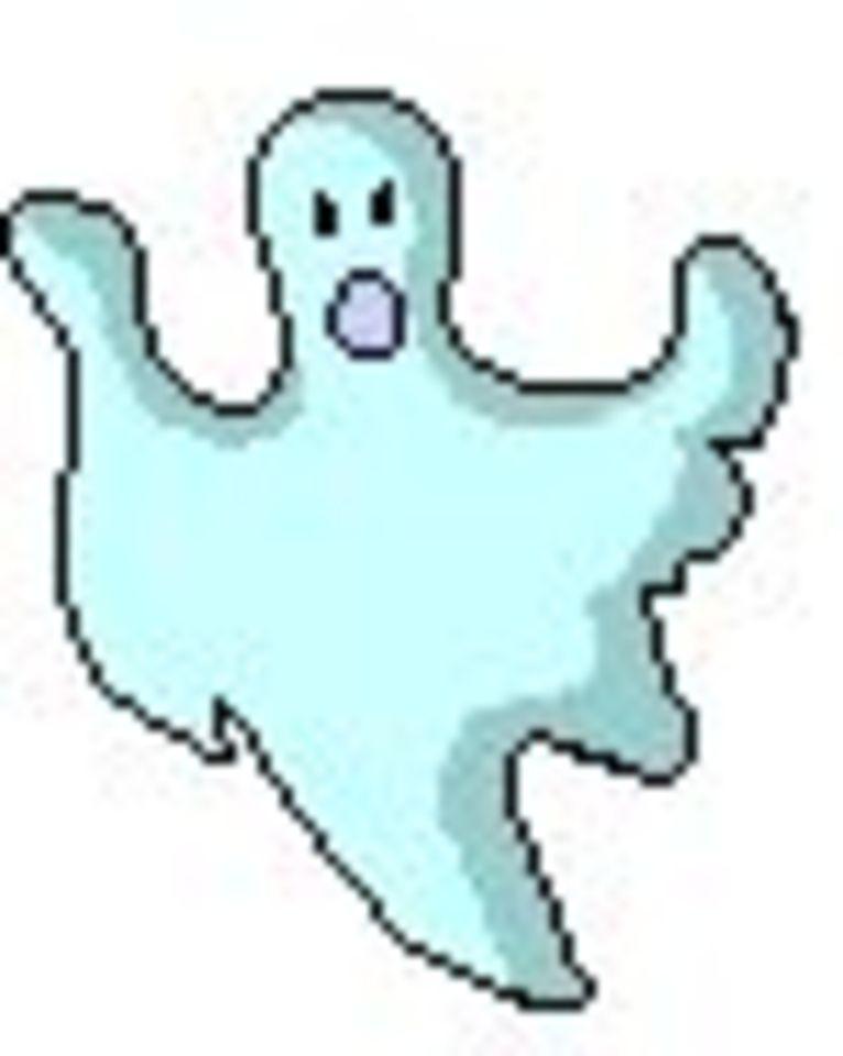 Картинки анимации призраки, миша днем рождения