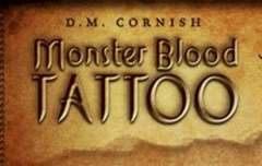 Monster Blood Tattoo Trilogy