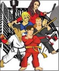 Rooster Teeth Martial Arts Group