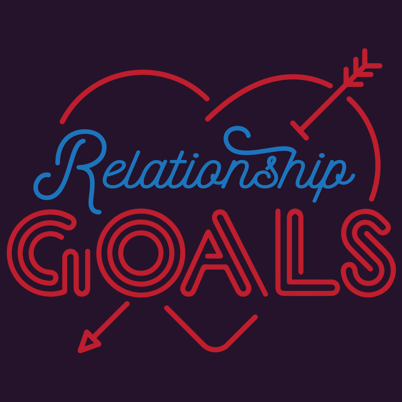 relationship goals superwoman symbol