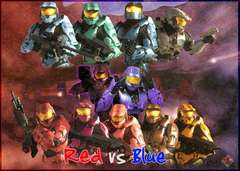 Red vs. Blue Team