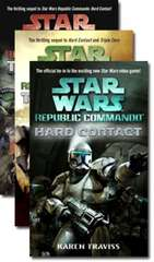 Star Wars: Republic Commando Series