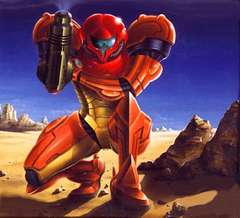 Metroid 4 ever