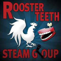 Rooster Teeth Steam Group