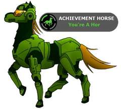 Achievement Horse
