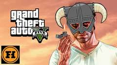 GTA 5 RPG! Mod Gameplay!