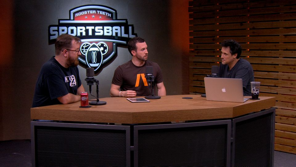 The Worst Sports Fans  - Sportsball #01