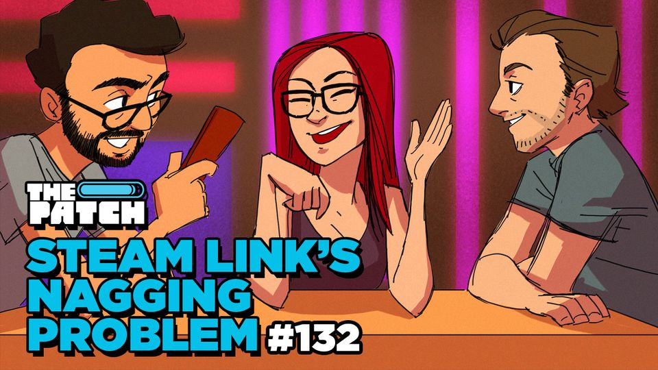 The patch 134 rooster teeth barbara