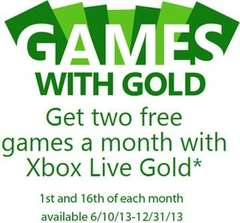 Free Xbox Live Game of the Month