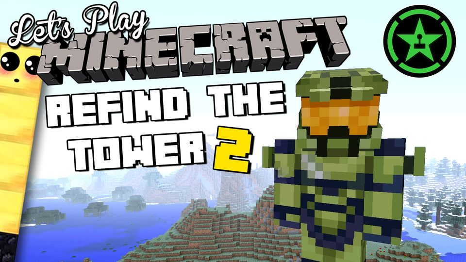Let's Play - Minecraft Episode 170 - Re-Find The Tower 2