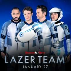 Lazer Team Tugg Screenings
