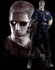 Oh, Wesker, we love you.