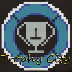 Official Trophy City (Minecraft PS3)