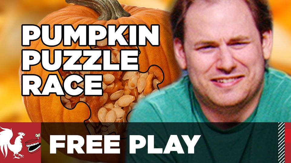 Pumpkin Puzzle Race - Free Play #16