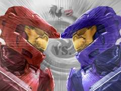 Who has seen every episode of red vs blue, ME!