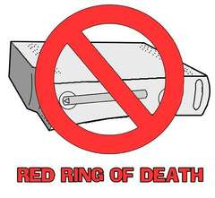 RED RINGS OF DEATH