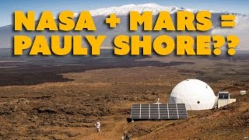 NASA Begins Year-Long Mars Experiment