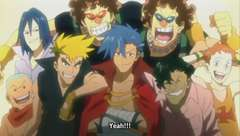 The Great Gurren Brigade