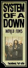 System of a Down World Fans
