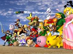 The Super Smash Bros. Group