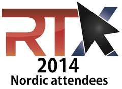 RTX 2014: Nordic attendees