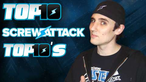 Top 10 ScrewAttack Top 10s