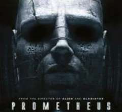 Prometheus Movie UK