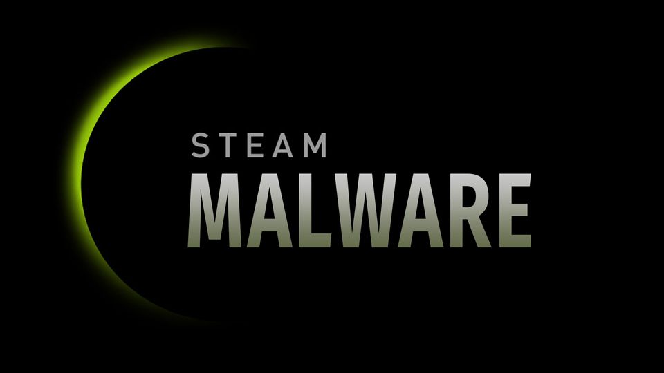 Steam Game Gives You MALWARE!