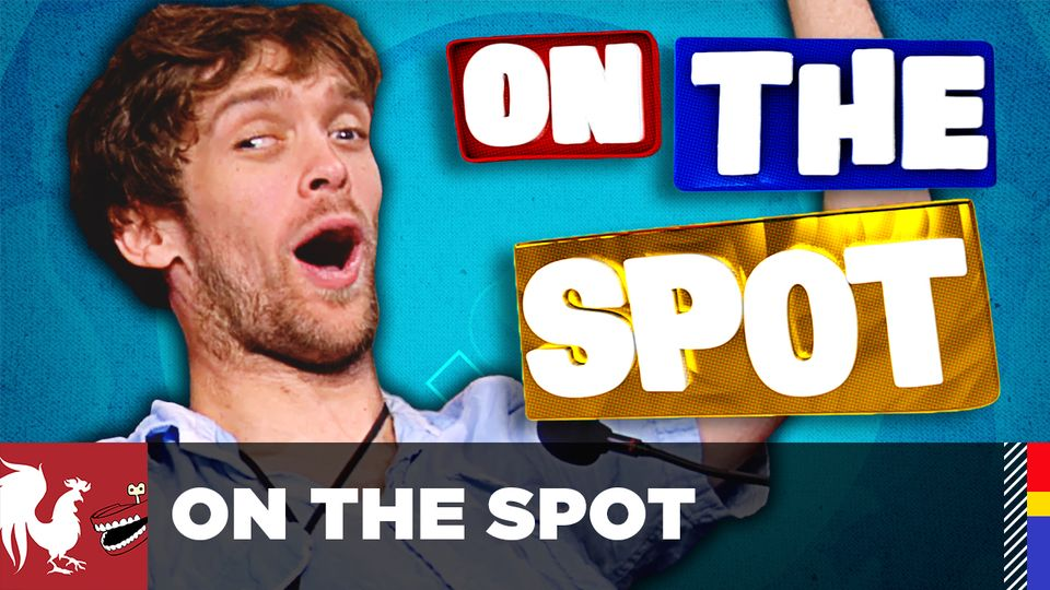 Zach Anner Goes to Mars - On The Spot #34