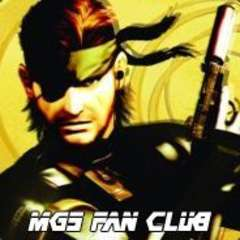Metal Gear Solid Fan Club