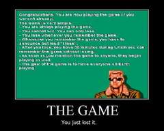 The Game.