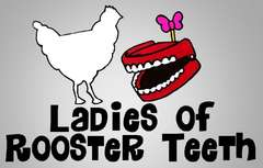 Ladies of Rooster Teeth