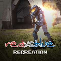 Red vs Blue Recreation